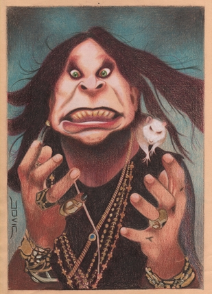 Ozzy Osbourne par jovic772